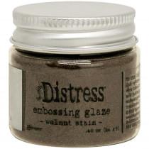 Tim Holtz - Ranger - Distress Embossing Glaze - Walnut Stain
