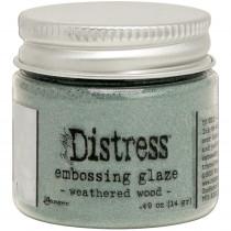 Tim Holtz - Ranger - Distress Embossing Glaze - Weathered Wood