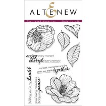 Altenew - Cherished Memories - Clear Stamps 4x6