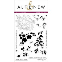 Altenew - Ditsy Print - Clear Stamps 4x6