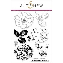 Altenew - Beautiful Heart - Clear Stamps 6x8