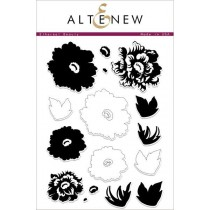 Altenew -  Eternal Beauty - Clear Stamps 6x8