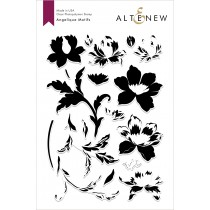 Altenew - Angelique Motifs  - Clear Stamp 6x8