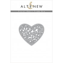 Altenew - Floral Heart Frame - Stanze