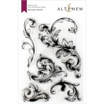Altenew - Baroque Motifs - Clear Stamp 6x8