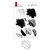 Altenew - Build-A-Flower Torch Ginger - Clear Stamps 6x8