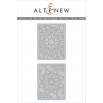 Altenew - Layered Kaleidoscope Cover - A+B Stanzen