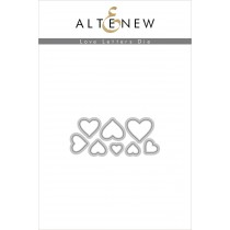 Altenew - Love Letters - Stanze