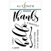 Altenew - Mega Greetings - Clear Stamp 6x8
