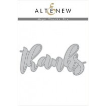Altenew - Mega Thanks - Stanze