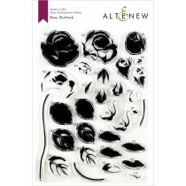 Altenew - Rosy Outlook - Clear Stamp