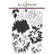 Altenew - Stempelset 6x8 - Altenew - Stempelset 6x8 - Majestic Bloom