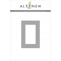 Altenew - Fine Frames Rectangles - Stanze