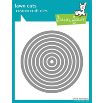 Lawn Fawn - Lawn Cuts - Circle Stackable