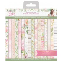 Crafters Companion - Garden of Love - Paperpad 6x6