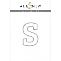 Altenew - Mega Alphabet S - Stanze