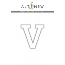 Altenew - Mega Alphabet V - Stanze