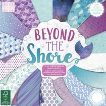 First Edition - Beyond The Shore - Paper Pad 8x8