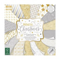 First Edition - White Christmas - Paper Pad 6x6