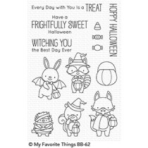 My Favorite Things - Frightfully Sweet - Clearly Sentimental Stamps 4x6