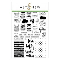 Altenew - Handmade Tags - Clear Stamps 6x8