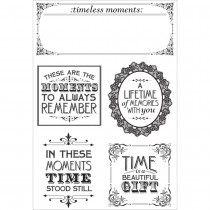 "Kaisercraft - Clear Stamps 4x6"" - Betsys Couture"