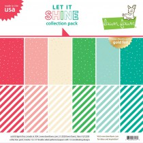 Lawn Fawn - Collection Pack 12x12 - Let It Shine