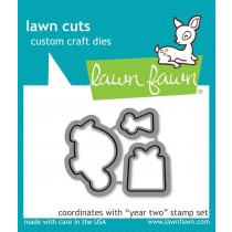 Lawn Fawn - Year Two - Stanzen