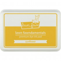 Lawn Fawn - Ink Pad - Sunflower