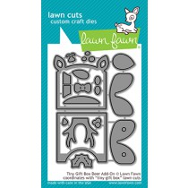 Lawn Fawn - Tiny Gift Box Deer Add-On - Stanze