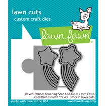 Lawn Fawn - Reveal Wheel Shooting Star Add-On - Stanze