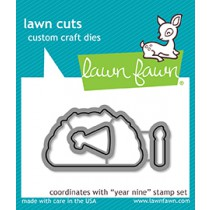 Lawn Fawn - Year Nine - Stanze