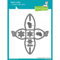 Lawn Fawn - Butterfly Treat Box - Stanze