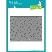 Lawn Fawn - Rainy Backdrop: Landscape - Stanze