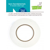 "Lawn Fawn - 1/8"" double-sided tape"