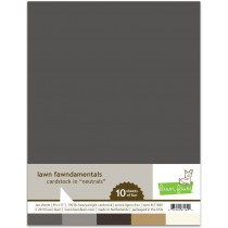 Lawn Fawn - Cardstock - Neutrals