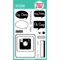 Avery Elle - Picture It - Clearstamps