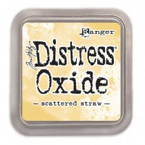 Ranger - Distress Oxide Inkpad - Scattered Straw