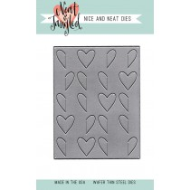 Neat & Tangled - Wholehearted Cover Plate - Die