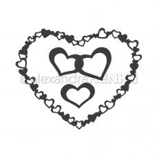 Alexandra Renke - Hearts in Heart - Stanzen