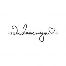 Alexandra Renke - I love you - Stanzen