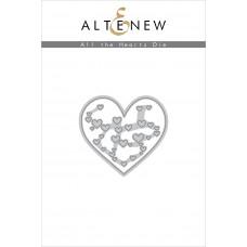 Altenew - All The Hearts - Stanzen