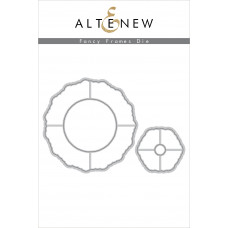 Altenew - Fancy Frames - Stanzen