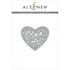 Altenew - Floral Heart Frame - Stanze