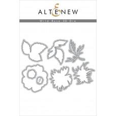 Altenew - Wild Rose 3D - Stanze