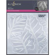 Altenew - 3D Embossing Folder - Alocasia 3D