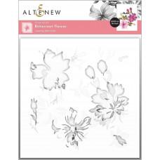Altenew - Bitterroot Flower - Layering Schablone