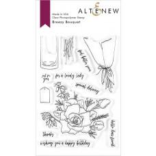 Altenew - Breezy Bouquet - Clear Stamps 4x6