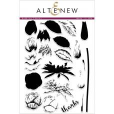 Altenew - Budding Thanks - Clear Stamp 6x8