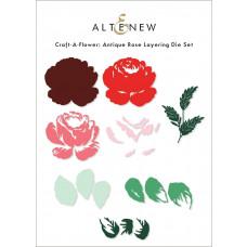 Altenew - Craft-A-Flower Antique Rose Layering - Stand Alone Stanzen